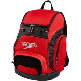 speedo Teamster - Mochila natación - 35L rojo